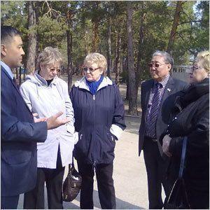 Депутаты проверили лагеря