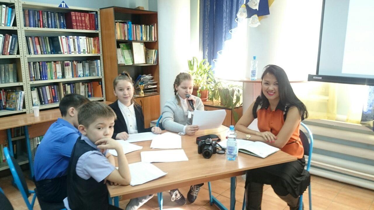 «Читаем вслух» вместе с Аленой Алексеевой