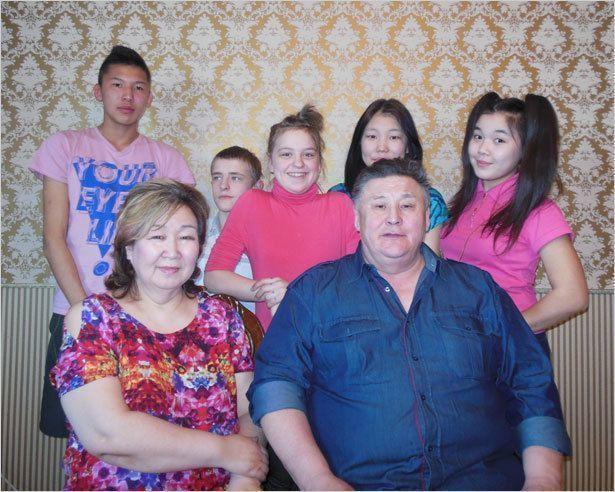 Семь традиций  семьи Корякиных