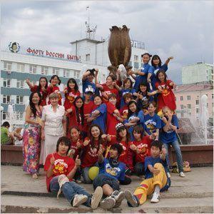 Валентина Перова: Приходите в детский центр!