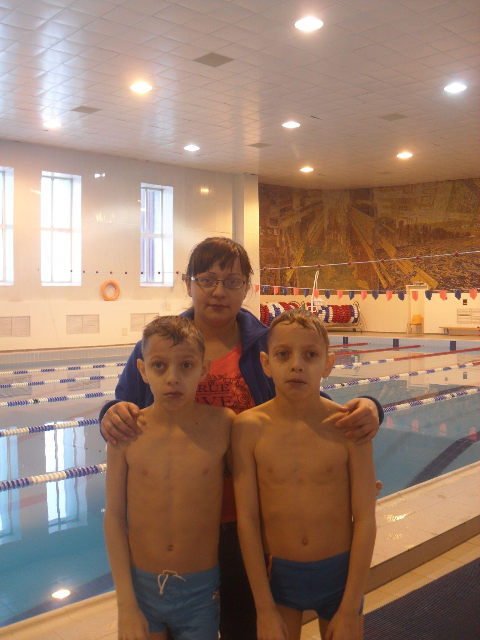 Бесплатные занятия в бассейне  для людей с инвалидностью