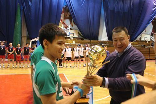 Состоялся I Кубок Якутской городской Думы по волейболу