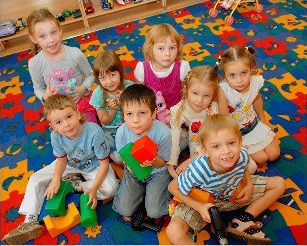 За четыре года 100 детских садов